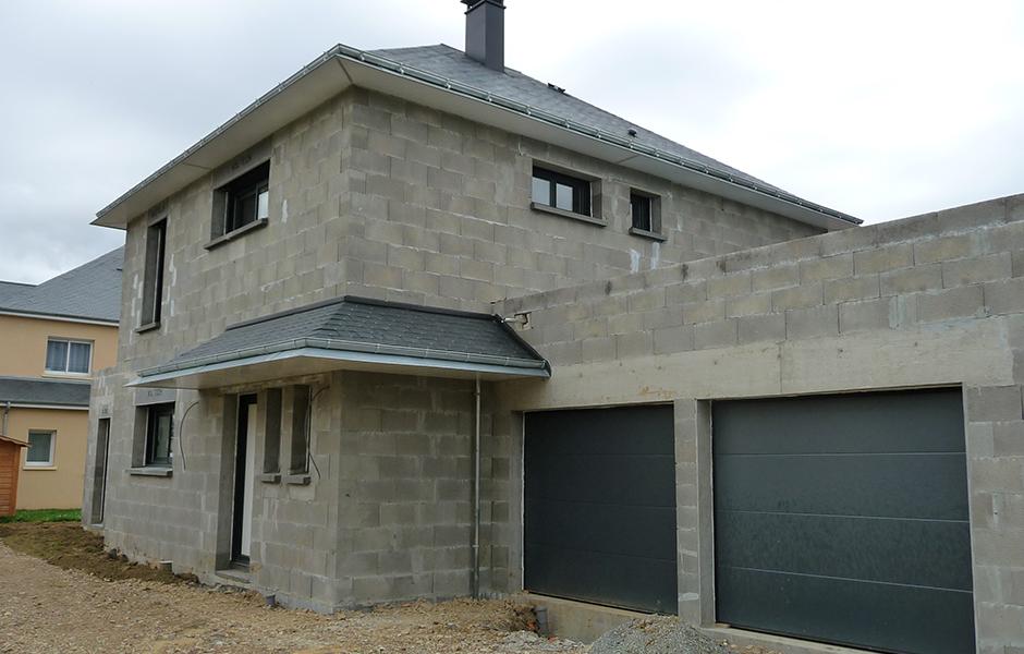 Maisons individuelles au mans p2b construction votre maison sur mesure for Maisons individuelles