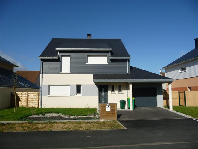 Construction de maison p2b construction con oit votre projet for Projet de construction de maison